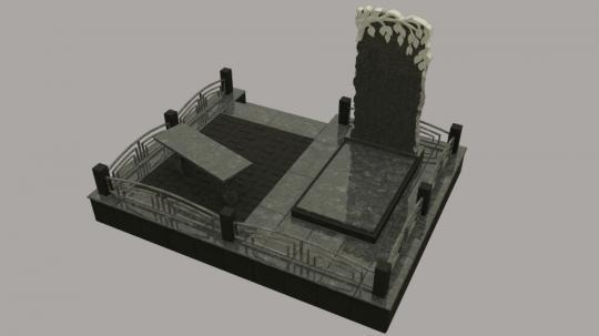Купить памятник комплекс