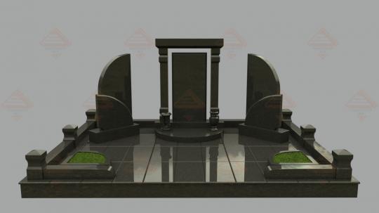 купить памятник гранитный комплекс 37